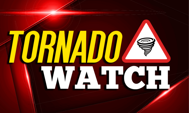 Tornado Watch Issued for Southeast Texas; Specifically Harris & Montgomery County Until 4:00 AM Saturday