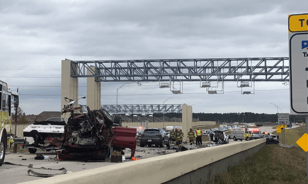 Horrific Crash Leaves Two Dead, Four Injured in Accident on Grand Parkway