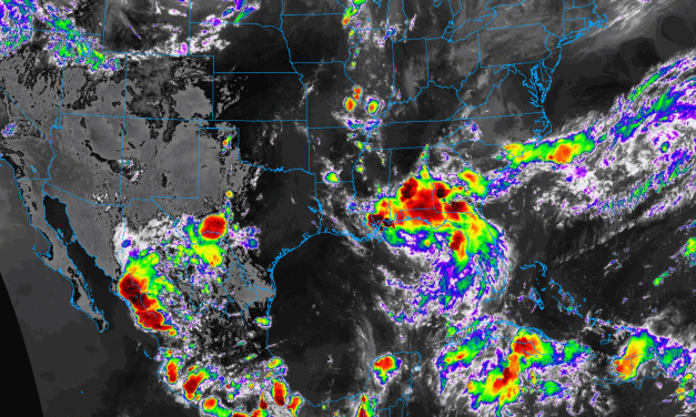 Here's what we know… 90% Chance a Tropical System Will Develop in Gulf Over Next 48 Hours