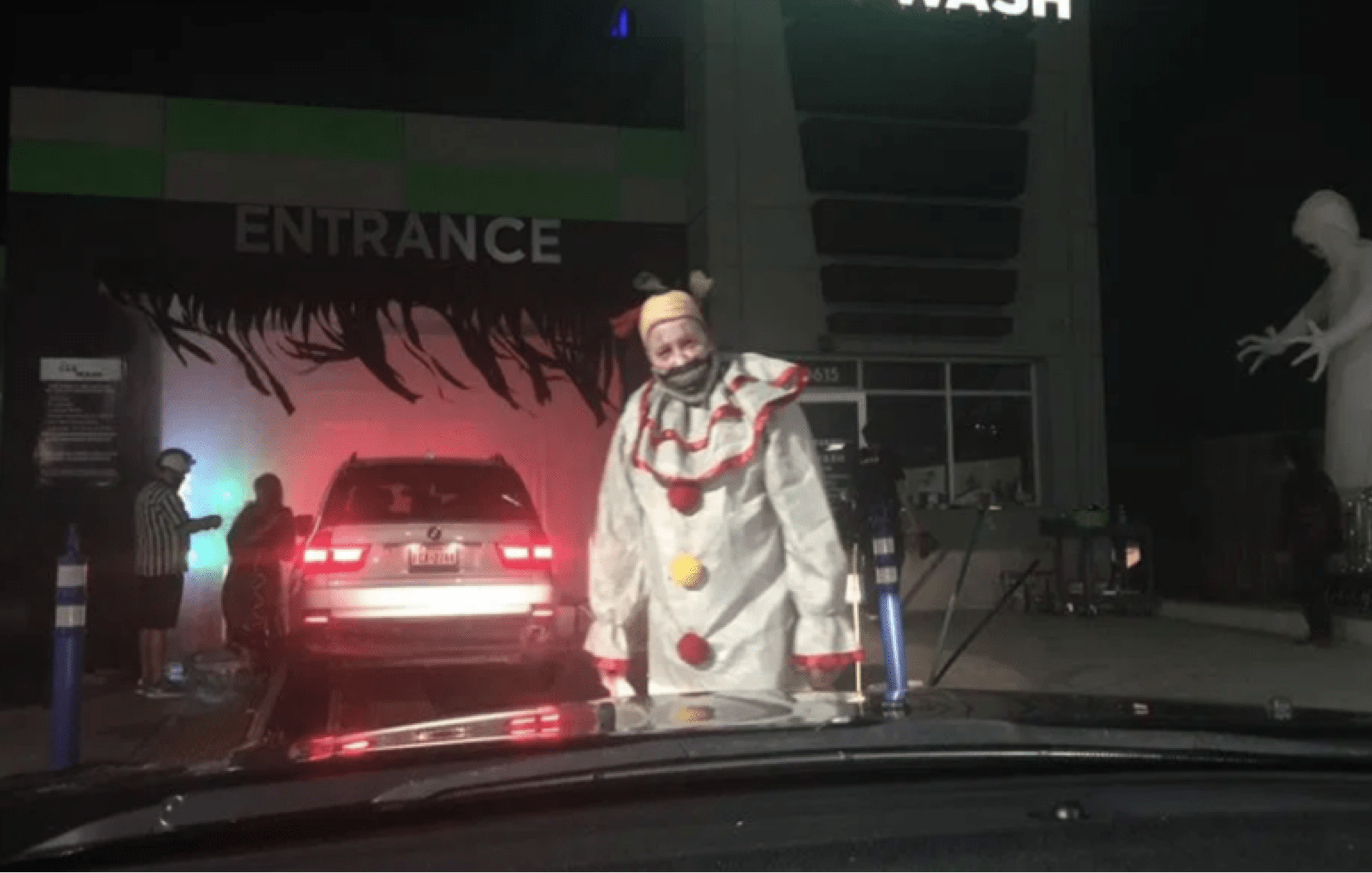 Haunted Car Wash In Spring Will Leave You Scared Spotless Spring Happenings