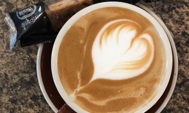 The Liquid Bean Café Is Serving Up Coffee in Historic Old Town Spring