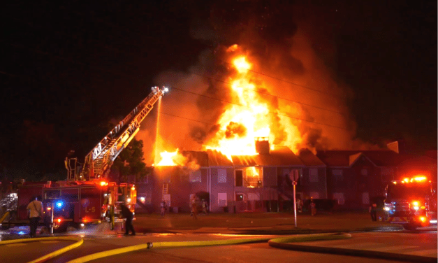 Nearly 50 Firefighters Battle 2-Alarm Fire at Tomball Apartment Complex