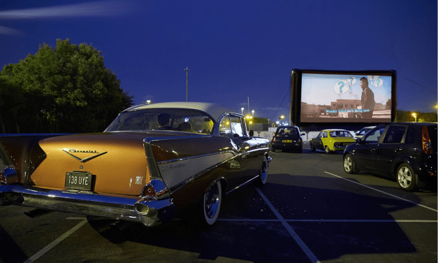 Rooftop Cinema Club Opens New Drive-In Movie Theater in Spring
