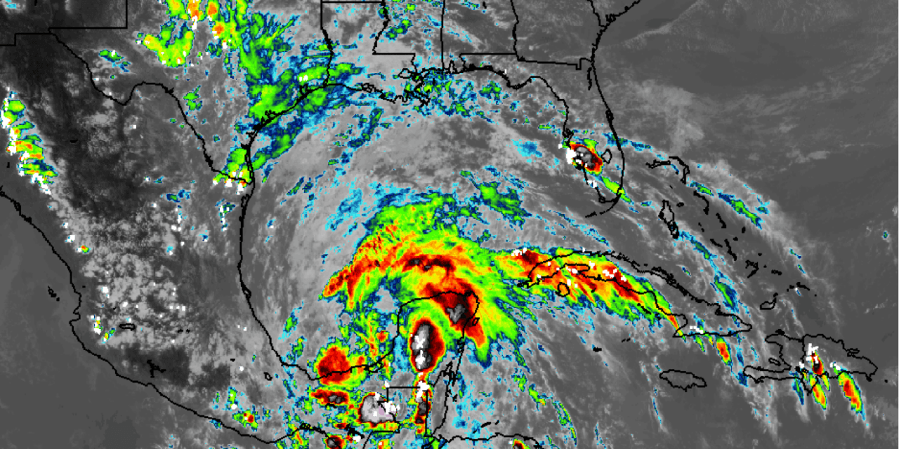 """Tropical Depression Three Forms in Southern Gulf; Likely to Become """"Cristobal"""""""