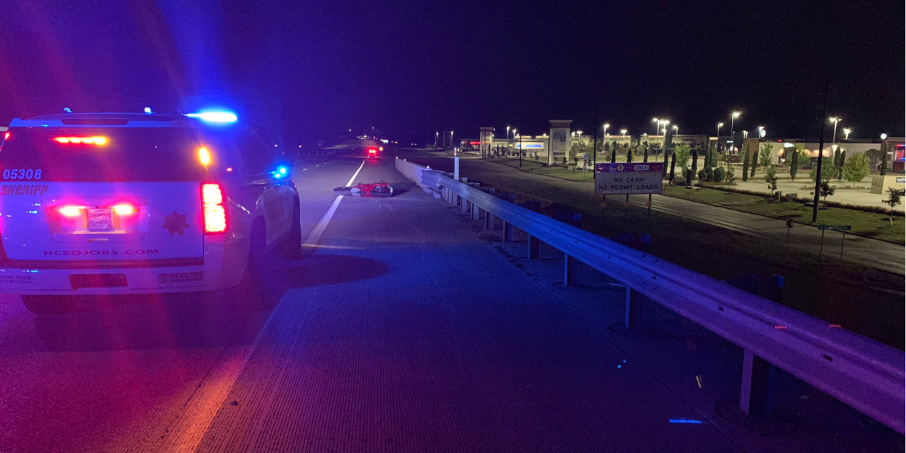 Two Dead After Being Thrown From Overpass During Accident on Grand Parkway