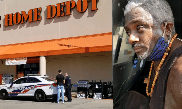 Career Criminal Out on Bond After Shoplifting from Spring Home Depot