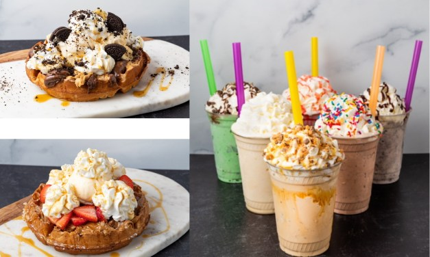 Chill The Milkshake Bar, More Than Milkshakes