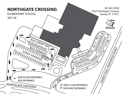 Northgate Crossing Elementary School / Homepage
