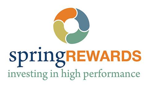 Spring Rewards - investing in high performance