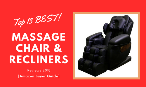 amazon recliner chairs personalised christmas chair covers 13 best massage reviews 2019 buyer guide recliners