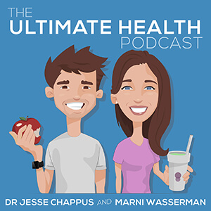 The Ultimate Health Podcast Artwork