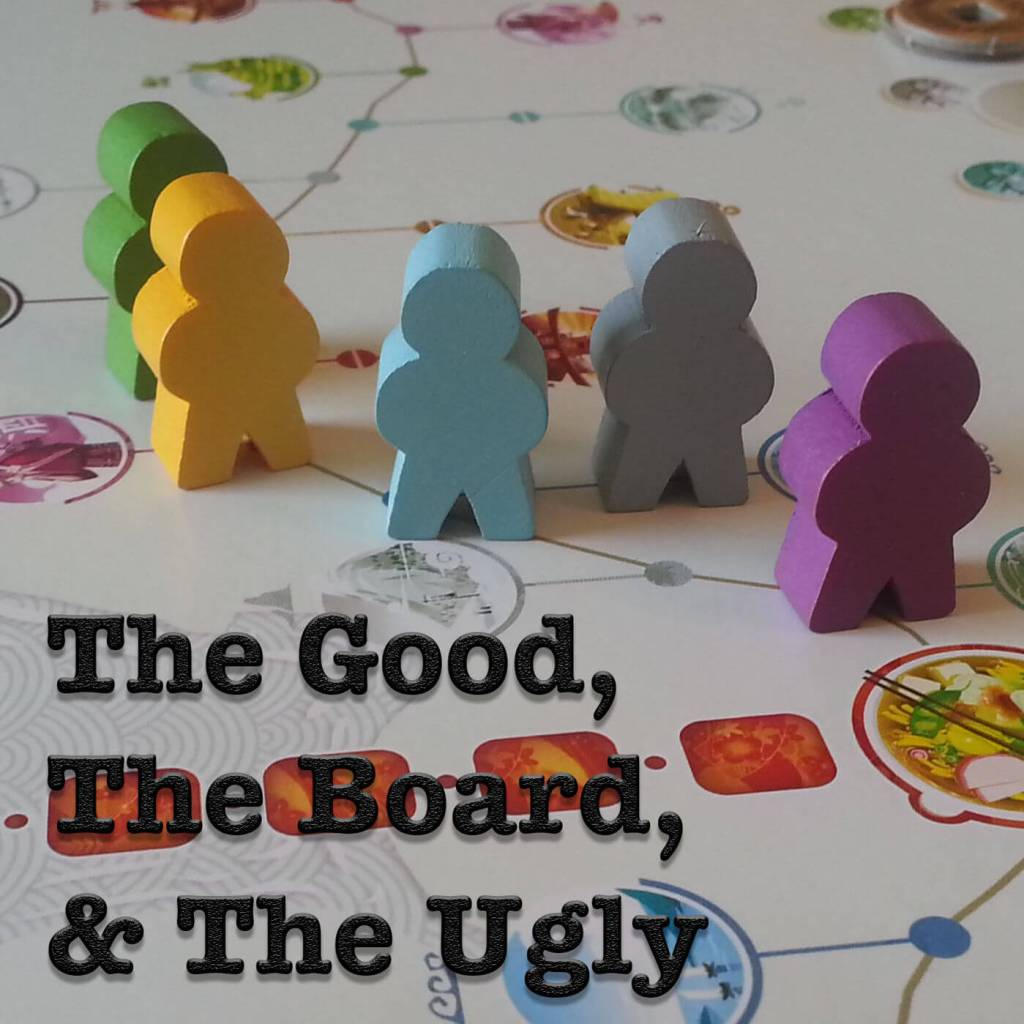 Good Board And Ugly Artwork