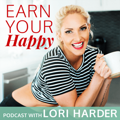 Earn Your Happy Podcast Cover