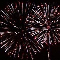 AdAmAn Fireworks Display