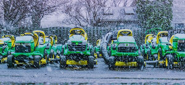 Winter Lawn Care in Colorado Springs