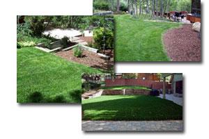 Colorado springs landscape renovation