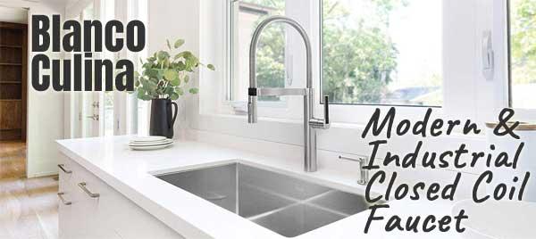blanco culina kitchen faucet vs semi