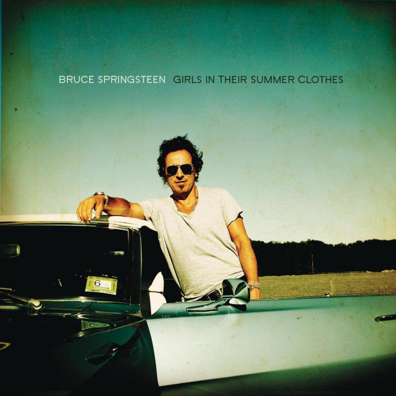 Bruce Springsteen Lyrics GIRLS IN THEIR SUMMER CLOTHES Album version