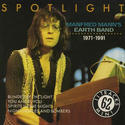 Manfred Mann Blinded Light Lyrics