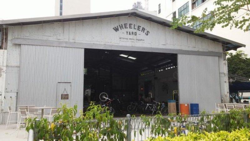 Wheeler's Yard 0I