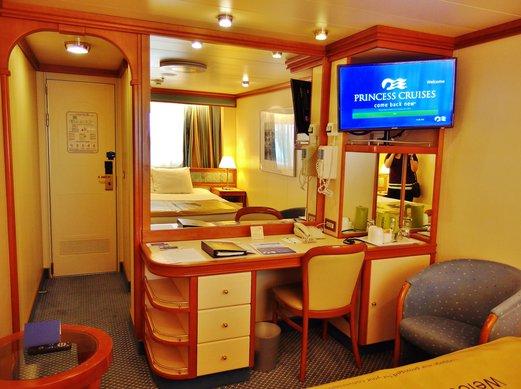 Sapphire Princess Cruise Review