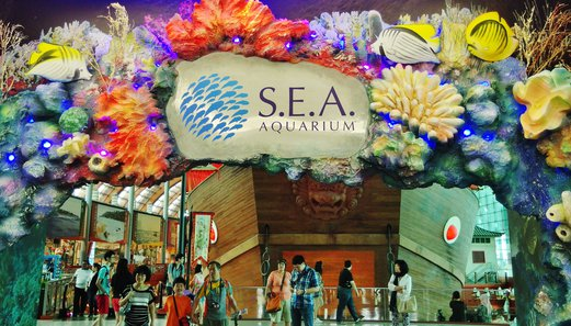 S.E.A. Aquarium @ Resorts World Sentosa