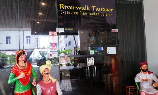 Riverwalk Tandoor @ Upper Circular Road