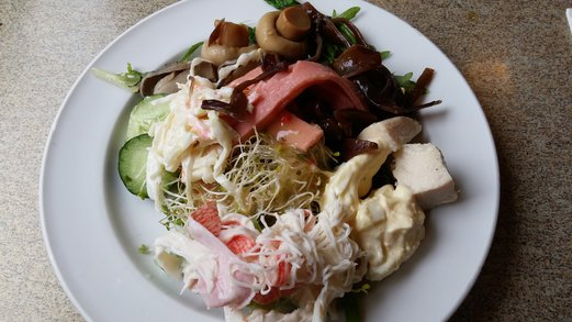 Krazy Salad Bar