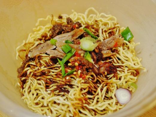 TAPAK - Urban Street Dining - Sarawak Kolo Mee from MuZzy Food Truck