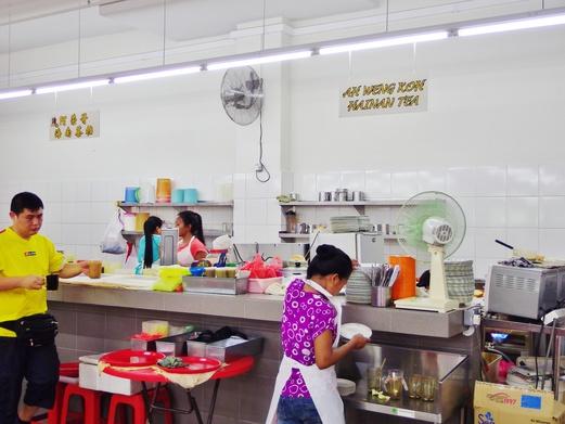 Imbi Market @ ICC Pudu - Ah Weng Koh Hainan Tea & Coffee