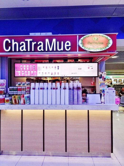 Cha Tra Mue Suvarnabhumi International Airport