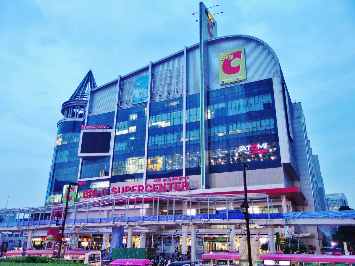 Big C Supercenter Ratchadamri