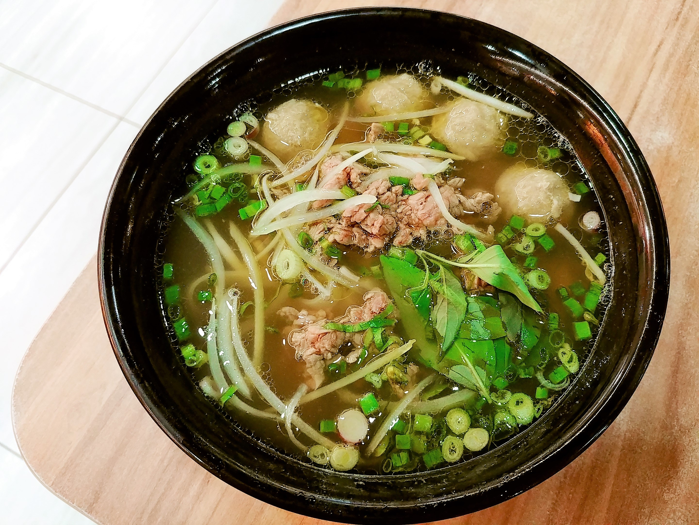 Quan Co Ba @ Sim Lim Square Food Court