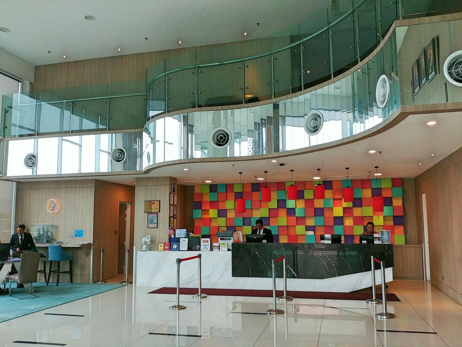 Amerin Hotel Johor Bahru