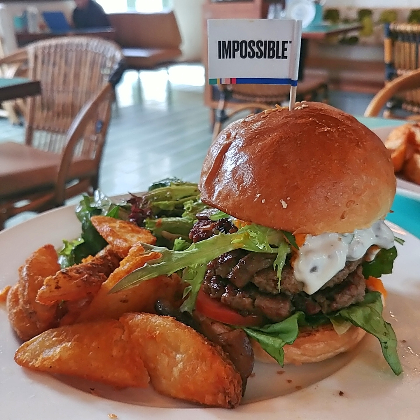 Prive ACM Impossible Burger