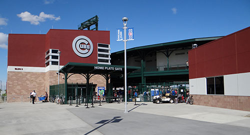 Chicago Cubs Spring Training