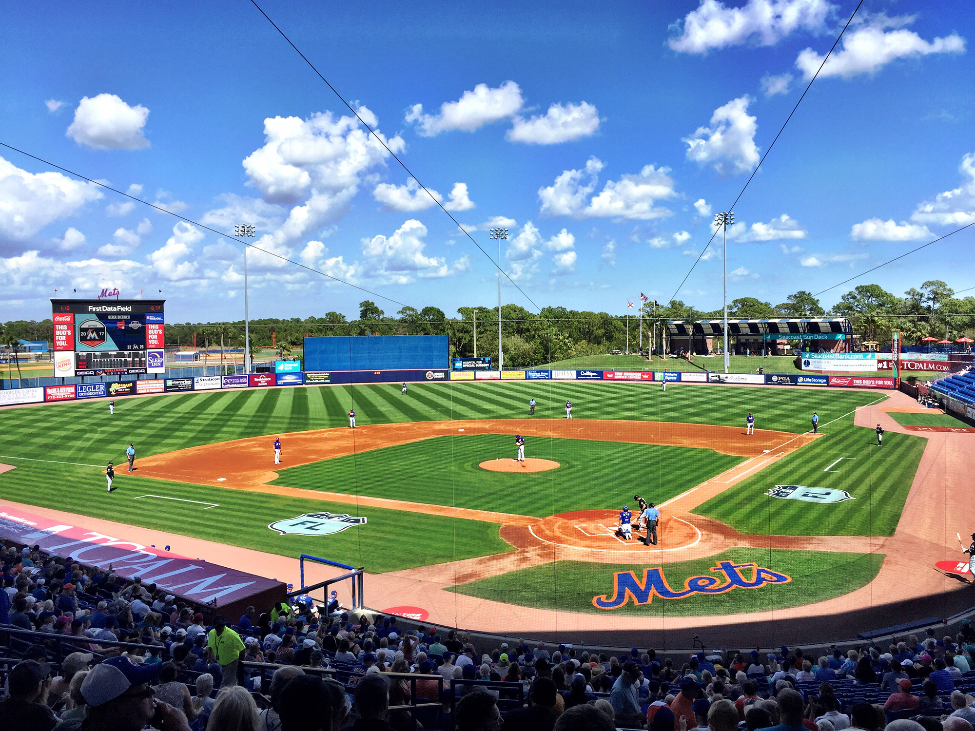 Nothing Says Spring Training Like Port St Lucie and the