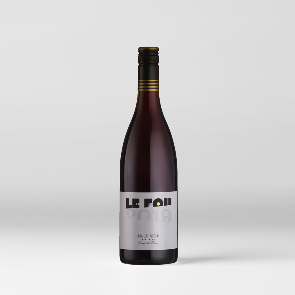 Boutinot — Le Fou Pinot Noir, Pays d'Oc 2019 (13.0%)