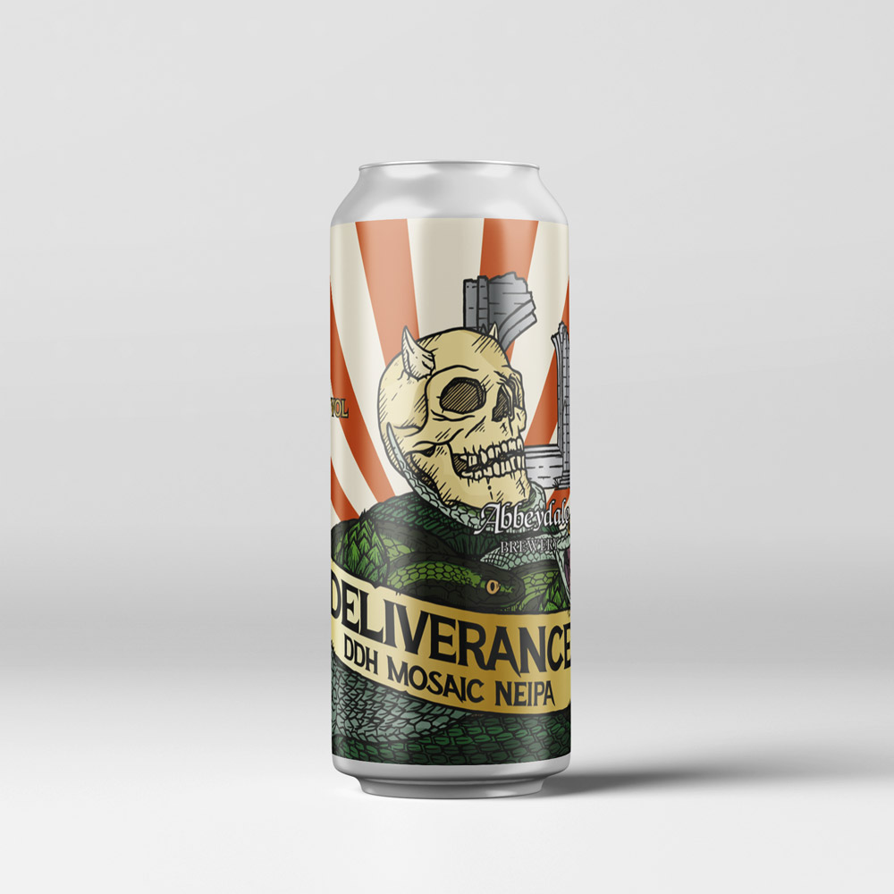 Abbeydale — Deliverence New England IPA (8.5%)