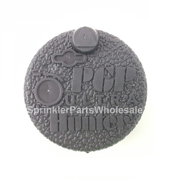 Hunter Pgp Ultra Rubber Top 183600 Replacement Black Cap