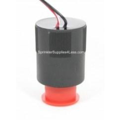 Richdel Sprinkler Valve Diagram Bargman Plug Wiring Hardie Irritrol Or Dc Latching Solenoid
