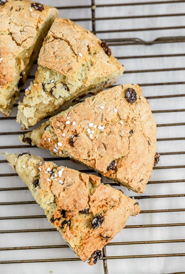Kneaded Irish Soda Bread