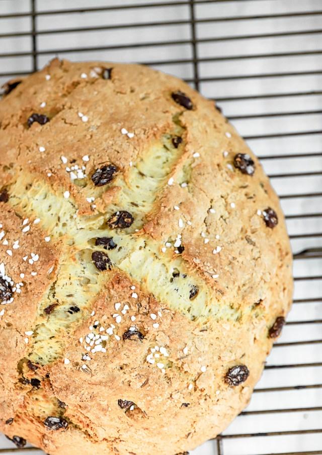 Simple Kneaded Irish Soda Bread