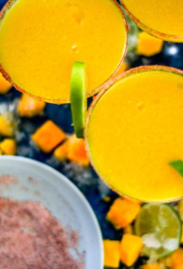 Chili Lime Mangoritas