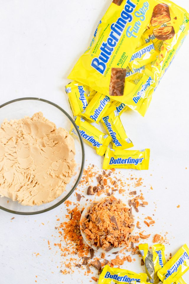 Butterfinger® Cookie Dough Bars