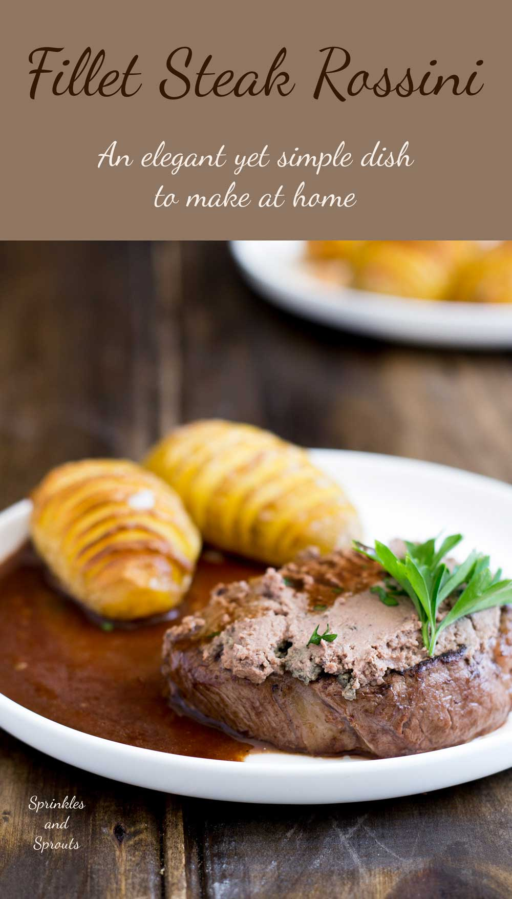 how to make chicken tournedos