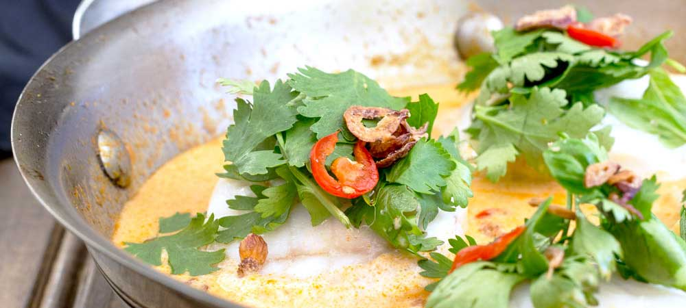 Quick and Easy Thai Fish
