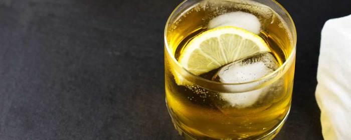 Whisky Apple Twist