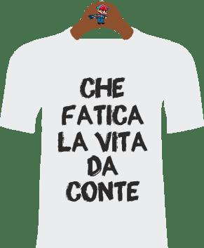T-Shirt Idea Regalo Uomo