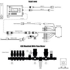 Raven Flow Meter Wiring Diagram Electrical Electric Sprayer Ball Valve Get Free